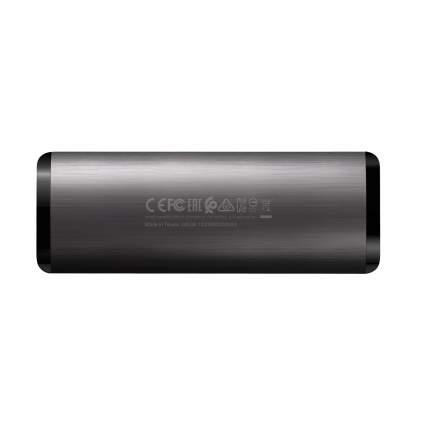 Внешний SSD накопитель ADATA SE760 256GB Silver