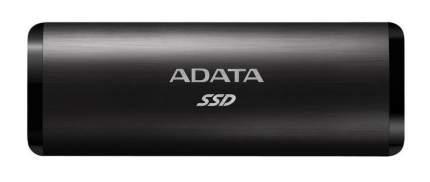 Внешний SSD накопитель ADATA SE760 256GB Black