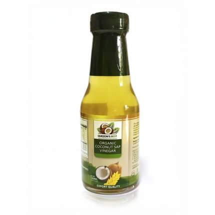 Уксус кокосовый QUEZON'S BEST органический 150 мл