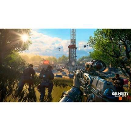 Игра Call of Duty: Black Ops 4 (Нет пленки на коробке) для PlayStation 4