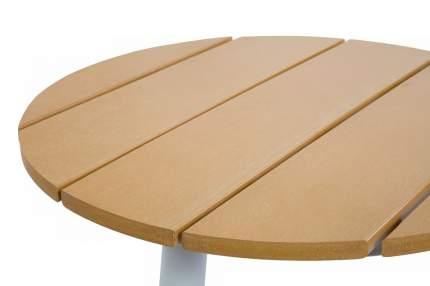 Набор садовой мебели Экодизайн 210487 natural; white 3 предмета