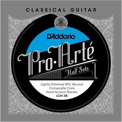 Струны для классической гитары D'Addario LCH-3B 30-44
