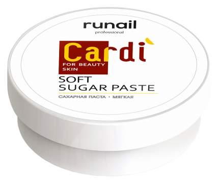 Сахарная паста ruNail Cardi мягкая 150 г
