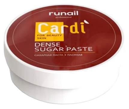 Сахарная паста ruNail Cardi плотная 150 г