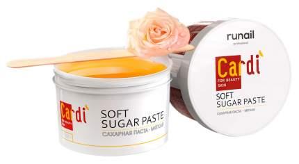 Сахарная паста ruNail Cardi мягкая 550 г