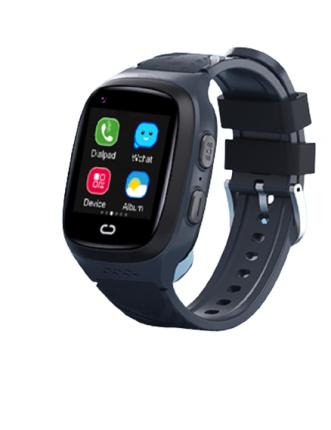 Детские умные смарт-часы Smart Baby Watch LT31E  с 4G с Wi-Fi и GPS, HD камера (Черный)