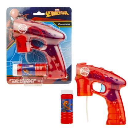 Мыльный пистолет Marvel светится в темноте