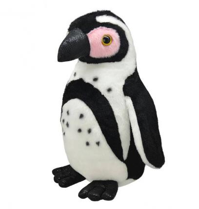 Мягкая игрушка All About Nature Африканский пингвин, 20 см