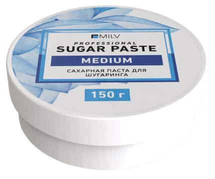 Паста для шугаринга Milv Sugar средняя 150 г
