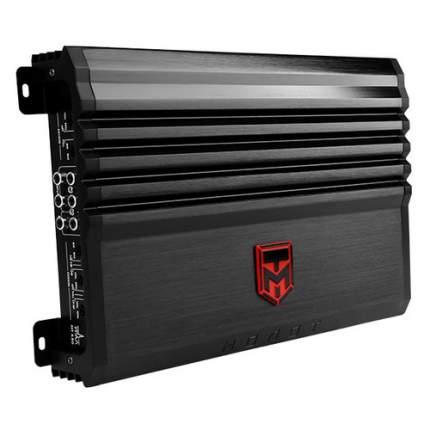 Усилитель автомобильный URAL МТ 4.60,  черный