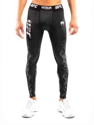 Компрессионные штаны UFC Venum Fight Week Black M