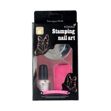 Набор для стемпинга Konad,  Stamping Set
