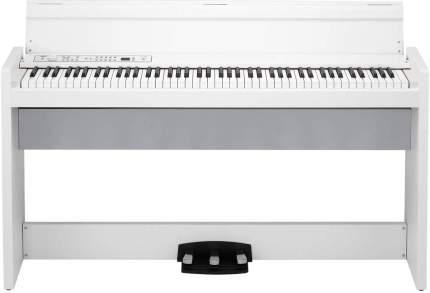 Цифровое пианино Korg LP-380 WH
