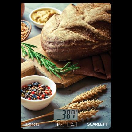 Весы кухонные Scarlett SC-KS57P65 fresh bread
