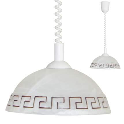 Подвесной светильник ЭЛЕТЕХ Этруска 3 НСБ 72-60 коричневый