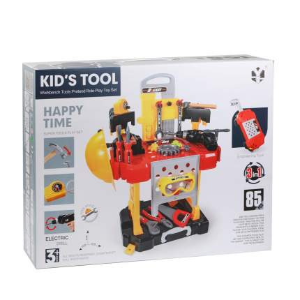 Набор инструментов Наша игрушка Юный техник