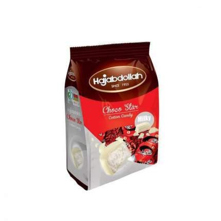 """Конфеты из пишмание Hajabdollah """"Choco Star с молочным вкусом"""", в белой глазури, 180 г"""