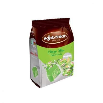 """Конфеты из пишмание Hajabdollah """"Choco Star со вкусом дыни"""", во фруктовой глазури, 180 г"""