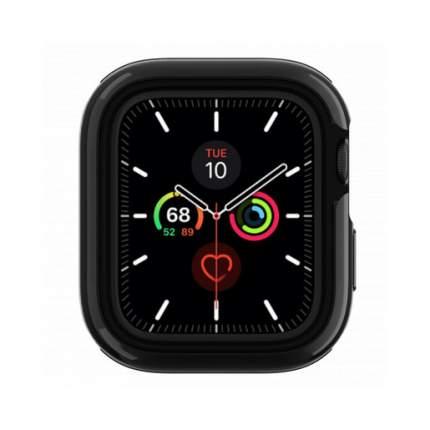 Бампер SwitchEasy Odyssey для Apple Watch 6&SE&5&4 44mm. Цвет серый.