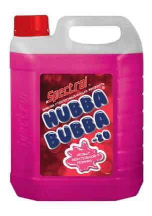 Стеклоомывающая жидкость SPECTROL Hubba Bubba -20 (с ароматом жевательной резинки) 4л