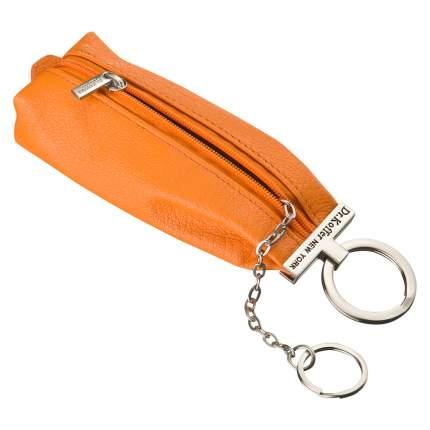 Ключница женская Dr.Koffer X510226-170 оранжевая