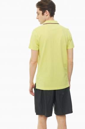 Футболка Поло мужская Tommy Hilfiger MW0MW12234 MQ6 зеленая M