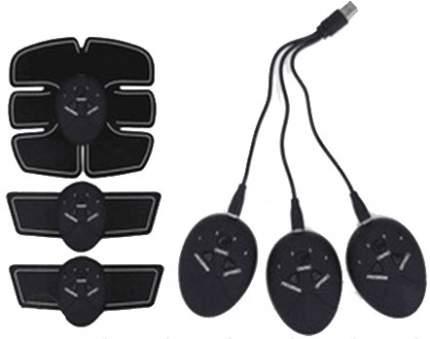 Массажер для живота ZDK Muscle U (Миостимулятор, 6 подушечек)