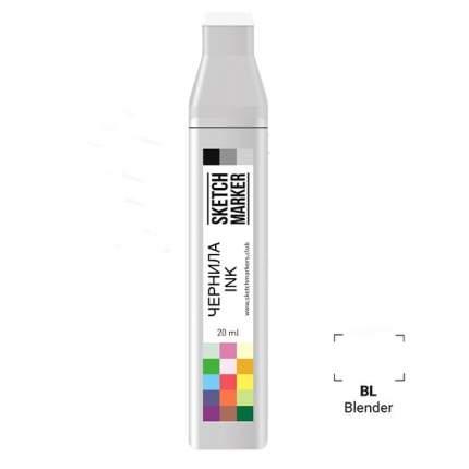 Заправка для маркеров Sketchmarker  на спиртовой основе BL Блендер