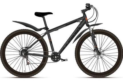 """Велосипед Stark Tank 29.1 D Steel 2021 20"""" черный/черный"""