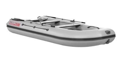 Лодка ПВХ под мотор Тонар Алтай S340 (белая)