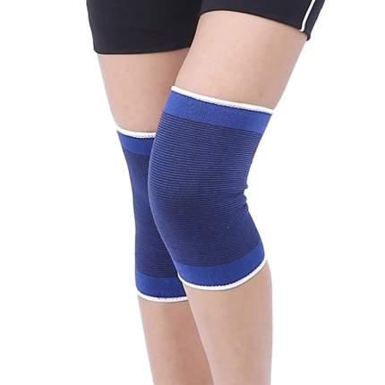 Бандаж компрессионный на коленный Knee 1шт, синий