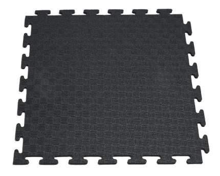 Маты-пазлы DFC для фитнесса и тренажеров, 1 элемент черный 1895