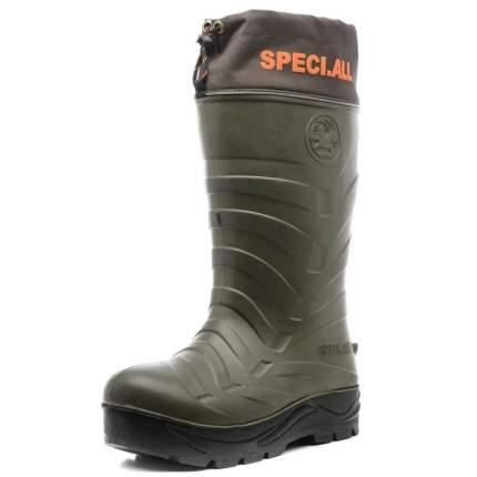 Сапоги зимние с шипами SPECI.ALL Protector ЭВА 920-101PW, -100C (подошва из ПУ), р.42-43