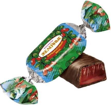 Конфеты желейные Красный Октябрь со вкусом барбариса 1 кг