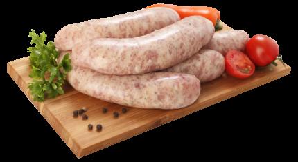 Купаты свиные из рубленого мяса категории В охлажденные