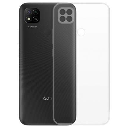 Krutoff / Чехол-накладка Krutoff Clear Case для Xiaomi Redmi 9C ( Ксаоми Редми 9С )