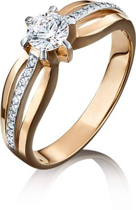 Кольцо женское Платина 01-3054-00-501-1110-38 р.18.5