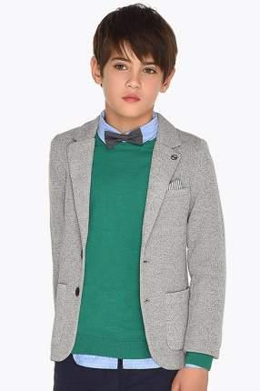Пиджак Nukutavake by Mayoral для мальчиков, цв. серый, р-р 160
