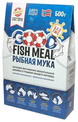 Белково-витаминно-минеральная добавка к рациону GOOD FISH MEAL Рыбная мука, 500г