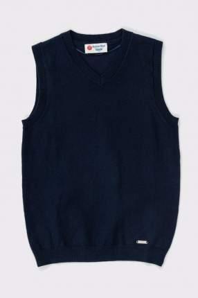 Жилет Button Blue для мальчиков, цв. синий, р-р 146