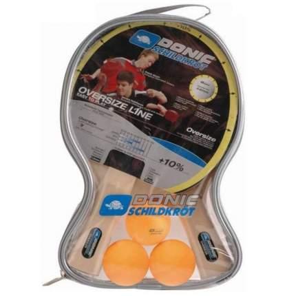 Набор для настольного тенниса Donic Schidkroet Oversize, -, различный, любительский