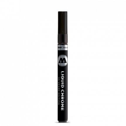 Маркер Molotow Liquid Chrome 2мм 703102