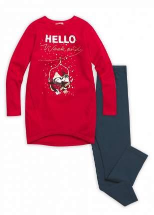 Комплект детский Pelican, цв. красный, р-р 110