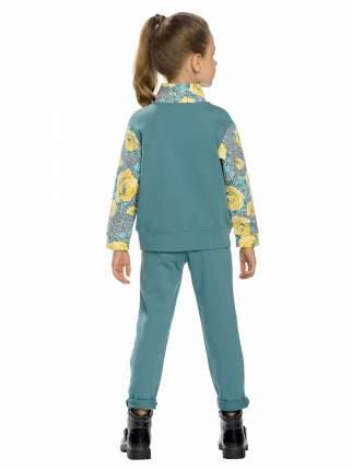 Комплект: брюки, куртка детский Pelican, цв. серый, р-р 98