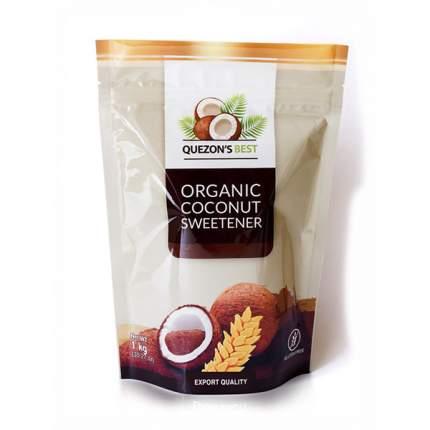 Сахар кокосовый QUEZON'S BEST органический 1000 гр