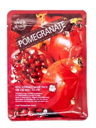 Тканевая маска May Island Real Essence Mask Pack Pomegranate