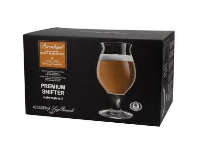 Набор бокалов для пива  Premium Snifter 560 мл, 6 шт