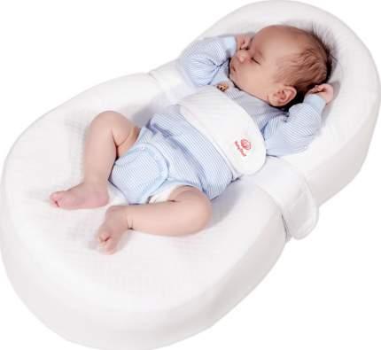 Кокон-матрас для новорожденного Топотушки Baby Cocon 138