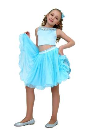 Комплект детский Ladetto, цв. голубой, р-р 134