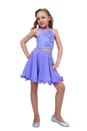 Комплект детский Ladetto, цв. фиолетовый, р-р 134